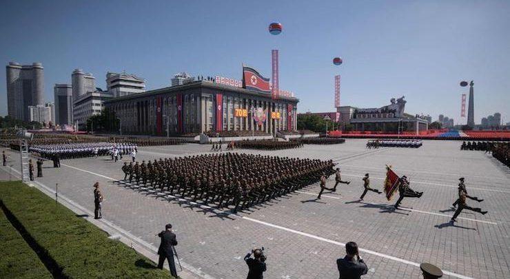 Mauritanie/Corée du Nord – Aziz le seul président présent aux festivités nordcoréennes