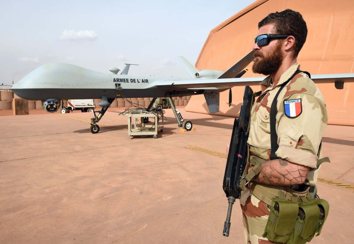 Shadowy U.S. Drone War in Africa Set to Expand#Niger