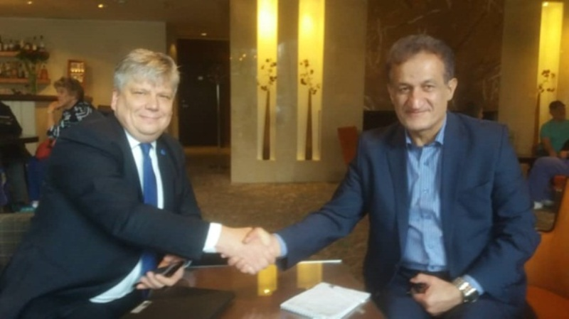 Expansion of Iran's environmental cooperation with Finland, Algeria