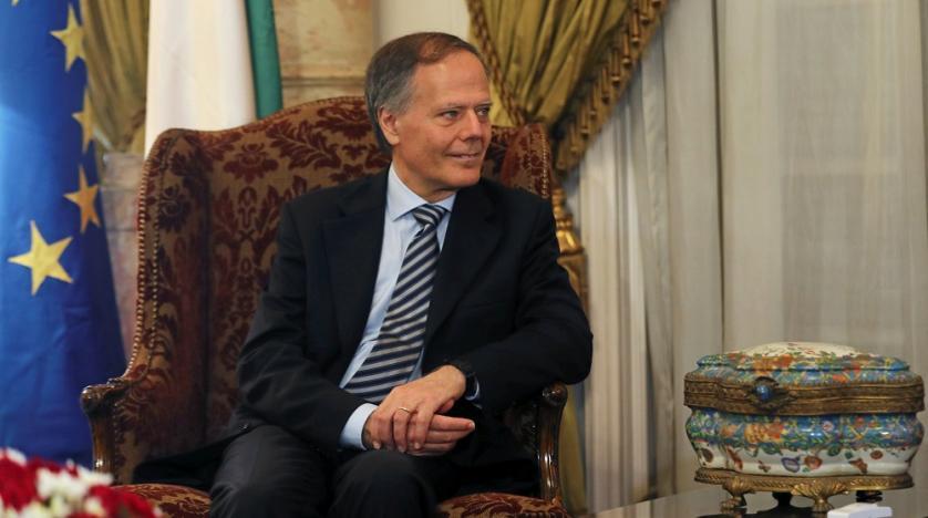 Italian FM Meets Libya's Haftar inBenghazi