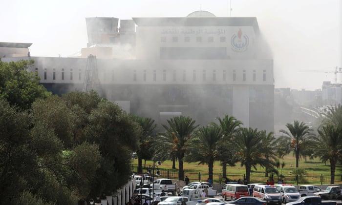 Libya's divisions