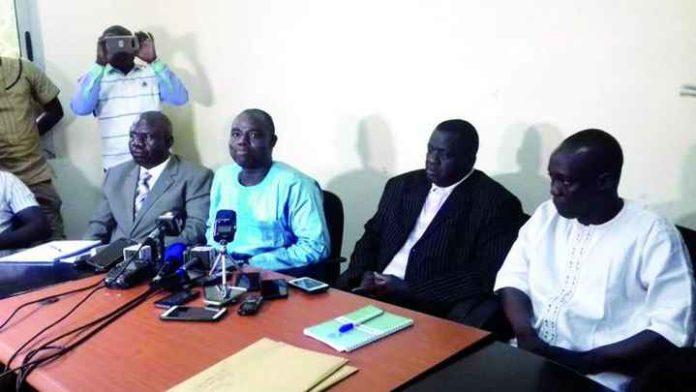 Mali – Grève illimitée des magistrats : Le CAPDH invite le gouvernement et les syndicats à engager sans délai ledialogue