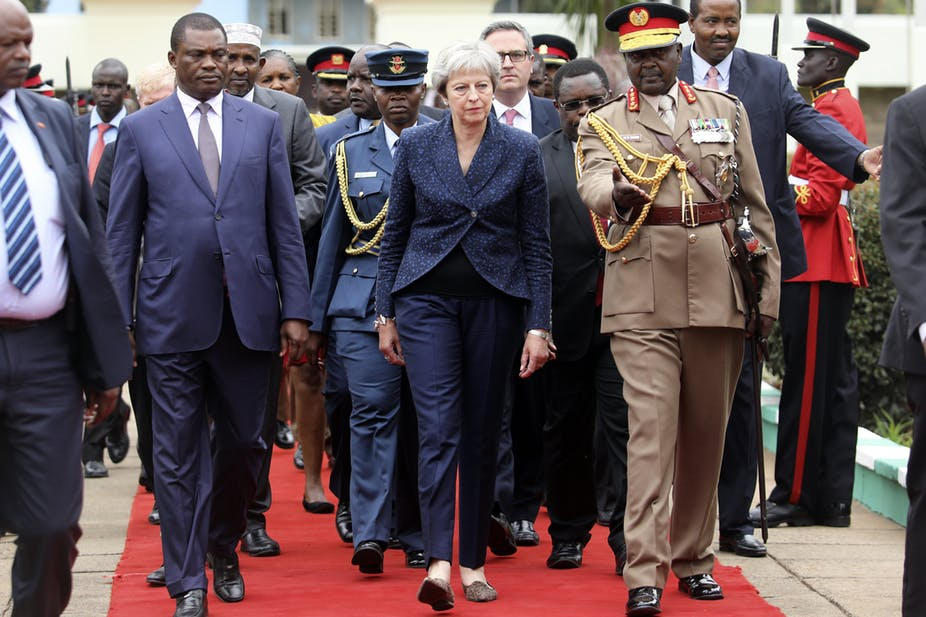 Britain has no hope of catching up with China in Africa
