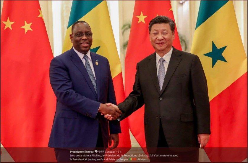 Sénégal/Chine – Des experts sénégalais se félicitent de la désignation de Macky Sall comme co-président duFCSA