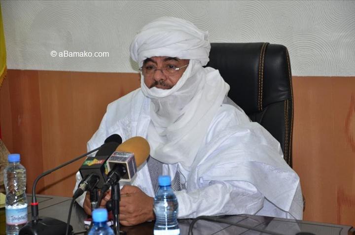 Mali – Réorganisation du territoire national : Le ministre Ag Erlaf annonce des conférences régionales du 06 au 10novembre
