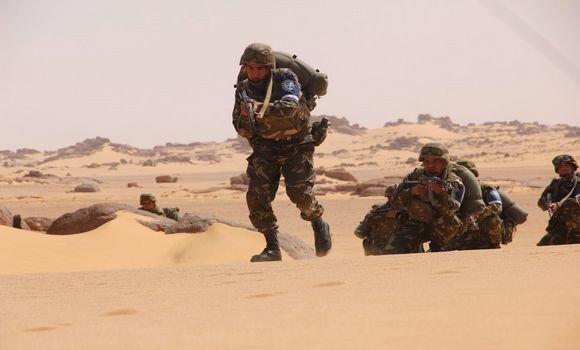Algérie – Reddition de deux terroristes à Bordj BadjiMokhtar