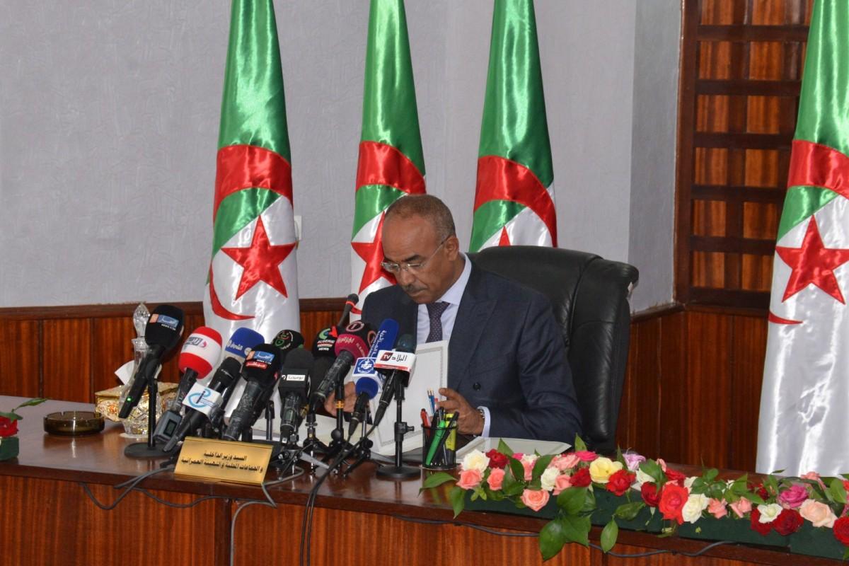 Rencontre nationale sur l'aménagement et le développement des zones frontalières samedi àAlger