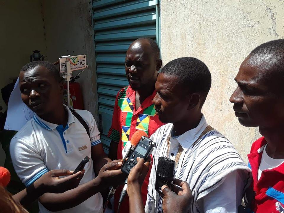Burkina Faso – Militaires radiés de 2011: « Nous souffrons beaucoup depuis notre radiation » (Hervé Tapsoba,porte-parole)
