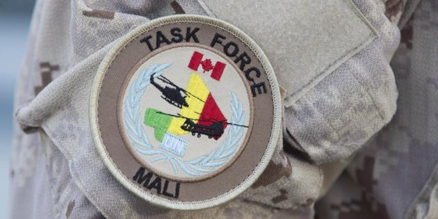 UN: Mali's Security In Sharp Decline As Canadian Troops Begin Peacekeeping Effort
