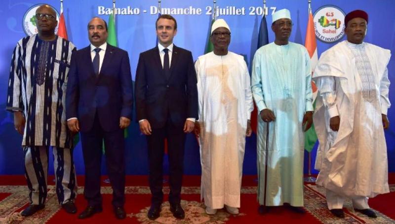 G5 SAHEL: les chefs d'Etat snobent l'AG de l'ONU et transfèrent le QG de la force àBamako