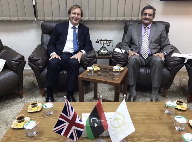 Libya – UK vows £1.5 million for ERW and mines removal project inBenghazi