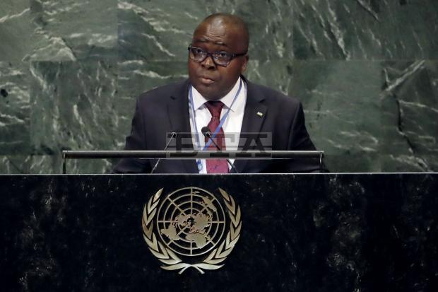 Le Gabon appelle la communauté internationale à «plus d'abnégation» dans la lutte contre le terrorisme#G5Sahel