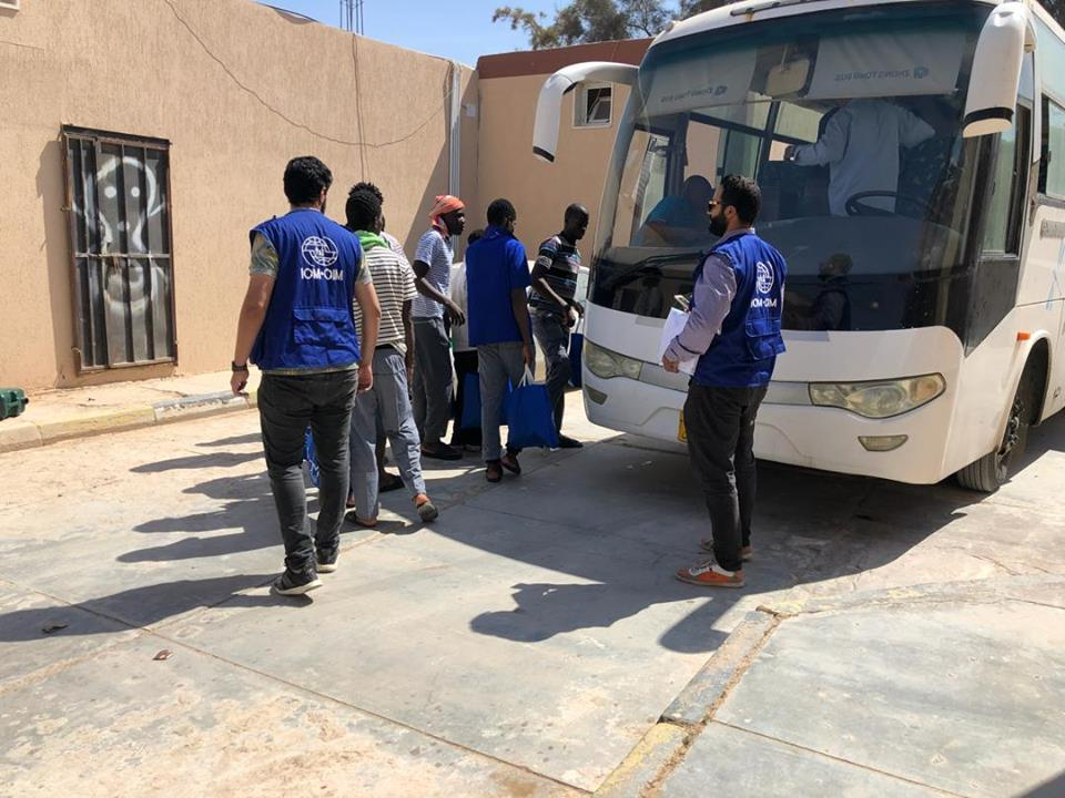 Mali/Libya – Illegal immigration authorities repatriate 158 migrants to Mali