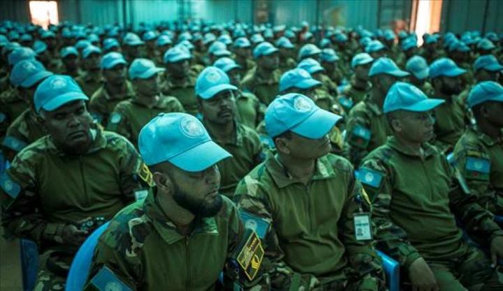Mali – Une cinquantaine de Casques bleus belges en partance pour leMali