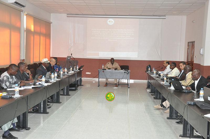 Mauritanie – Des experts du G5-Sahel se réunissent à Nouakchott pour discuter des ressources des paysmembres