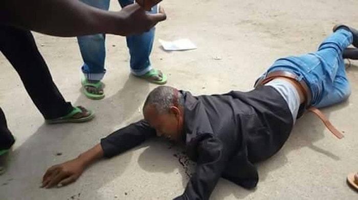 Mauritanie : la police disperse viollement une manifestation de soutien à un députédétenu