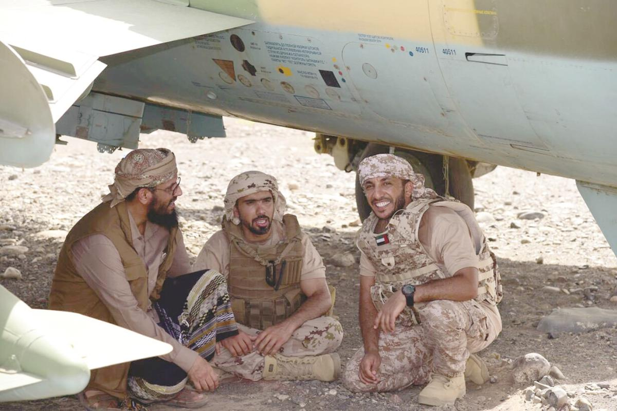 Abu Dhabi recruits mercenaries from Arab tribes of Chad and Niger to fight in Yemeni war