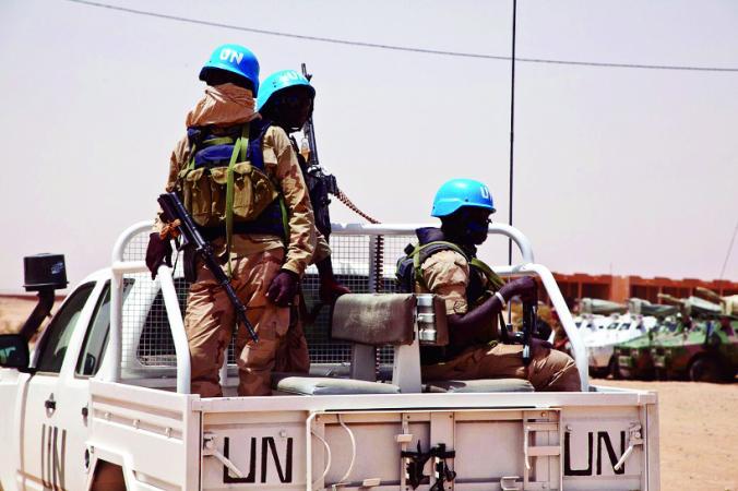 Mali / MINUSMA : Ce que réclament les soldats du contingentsénégalais