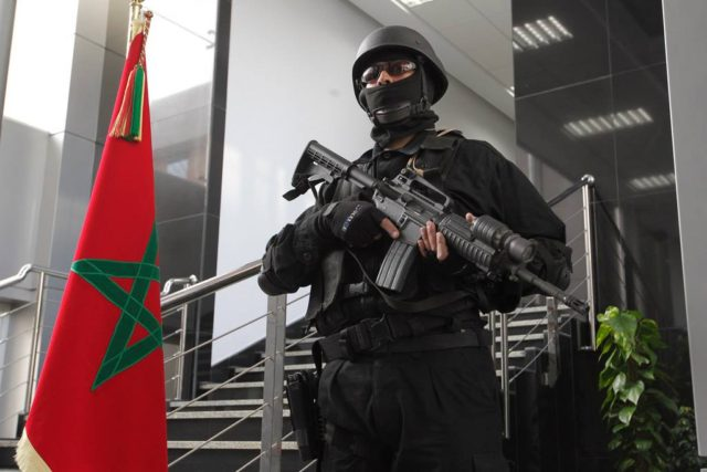Morocco's BCIJ Has Dismantled 57 Terrorist Cells Since2015