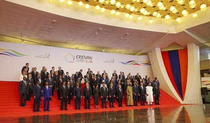 Niger – Le Président Issoufou : '' Il ne peut avoir de prospérité dans l'espace francophone sans paix nisécurité''