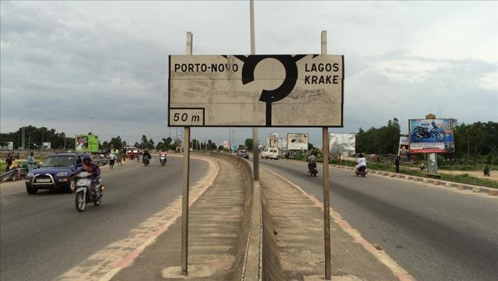Entre le Nigeria et le Bénin, un nouveau poste-frontière sur la route del'enfer