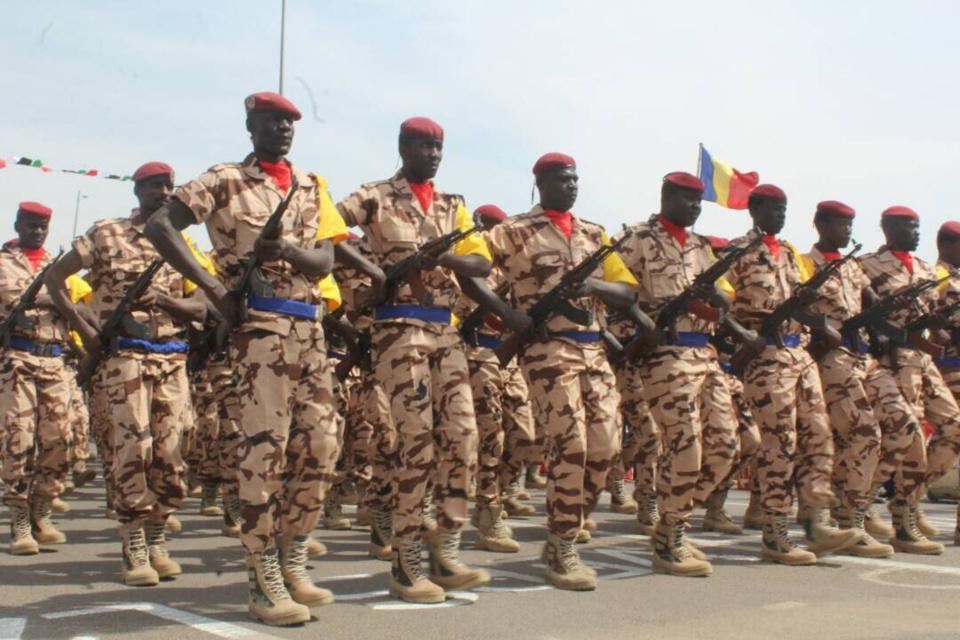 Tchad : des officiers radiés del'armée