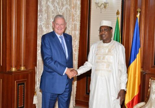 Le Tchad va abriter une rencontre internationale sur la lutte contre la criminalité dans le bassin duCongo
