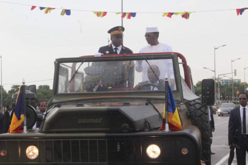 Tchad : Déby ordonne le transfert d'une base militaire à 18km duNigeria