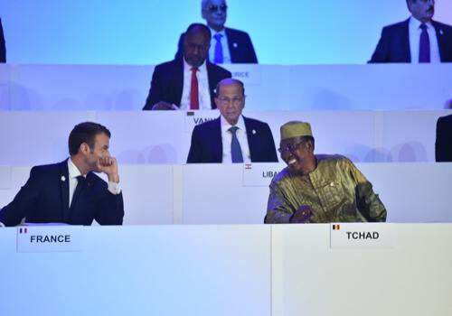 Tchad/France – Le président français se rendra au Tchad avant la fin del'année