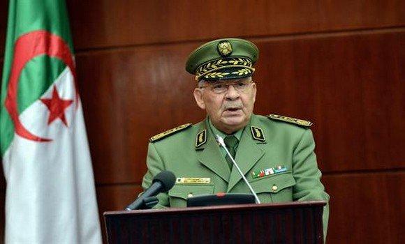 Algérie – Le général de corps d'Armée Gaïd Salah préside mardi à Alger un colloquehistorique