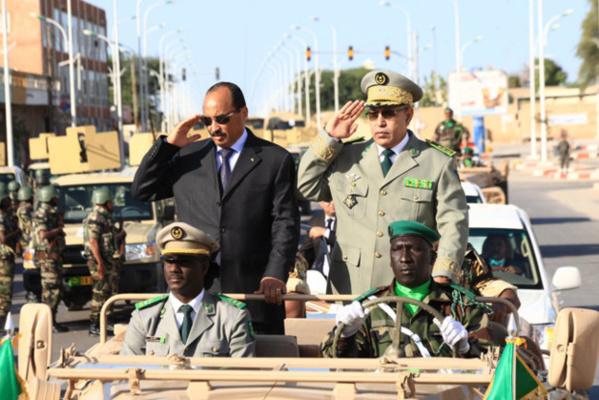 Mauritanie – Nomination d'un Chef d'État-major général des armées et d'autres commandantsmilitaires