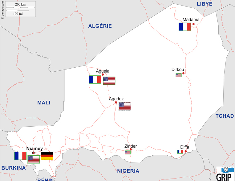 Niger – Bases militaires au Niger : Issoufou vend le Niger aux occidentaux (Opinion)