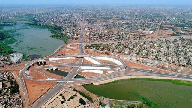 Burkina Faso: Le plus grand échangeur du Burkina, inauguré la semaine prochaine àOuagadougou