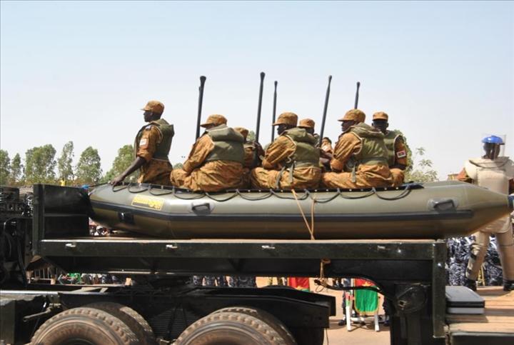 Burkina/Ouagadougou : Le ministère de la sécurité annonce une formation tactique au Palais des Sports de Ouaga2000