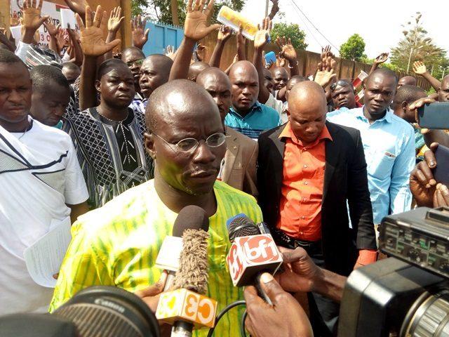 Burkina – Grève des gardes de sécurité pénitentiaire : La Direction générale dénonce des inconduites et appelle audialogue
