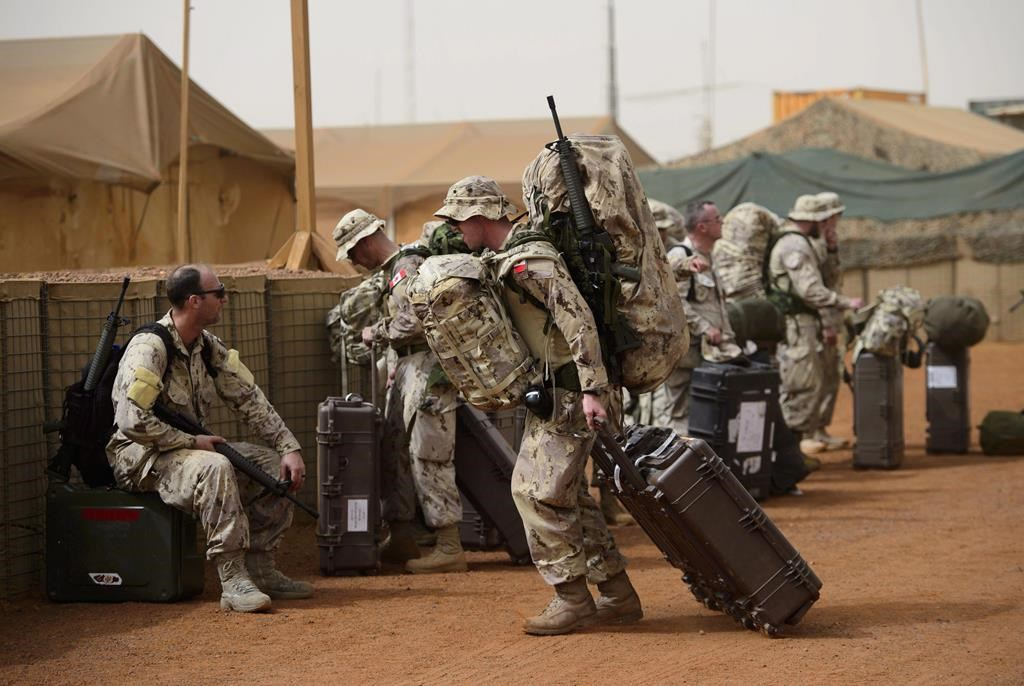 Mali – Canada resisting UN request to extend Mali mission: Sources