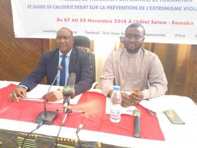 Mali – Extrémisme violent : Les acteurs à pied d'œuvre pour lutter contre lephénomène