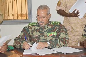 """Mali – Général Hanena Ould Sidi, chef de la force du G5-SAHEL : """"On attend que les autorités maliennes nous proposent unlocal"""""""