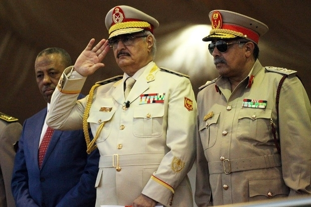 Libya – Libyan National Army announces start of military trials for 'terrorist groups'