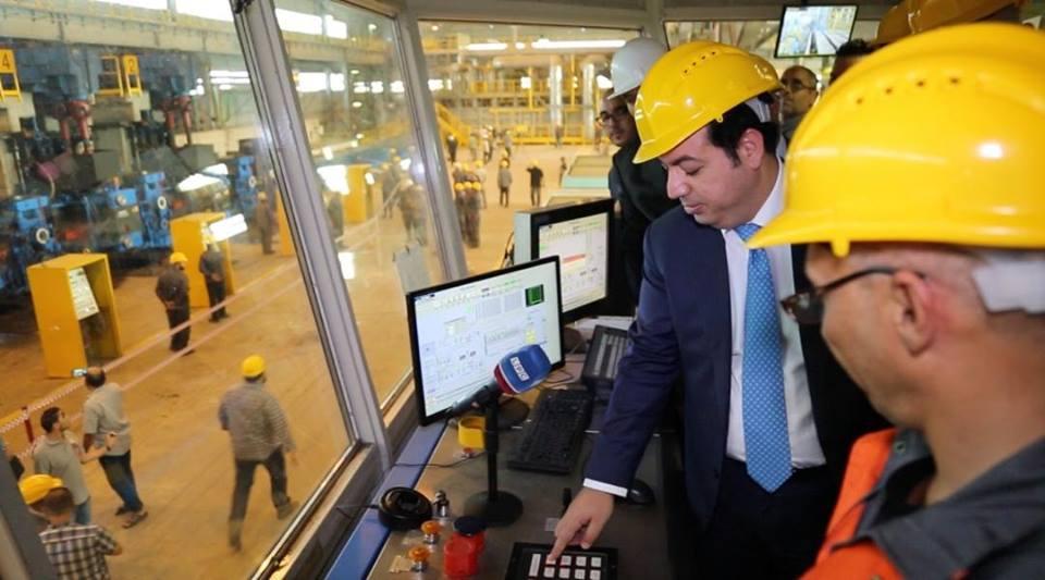 Libya – Iron and Steel Company opens new iron bars factory inMisurata