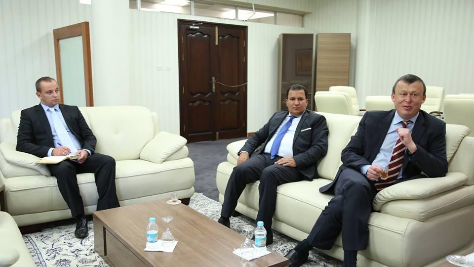 Libya, Ukraine reviewrelations