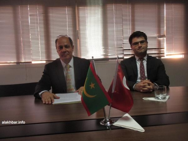 Mauritanie – Turquie : 150 millions de dollars d'échanges commerciaux en2017