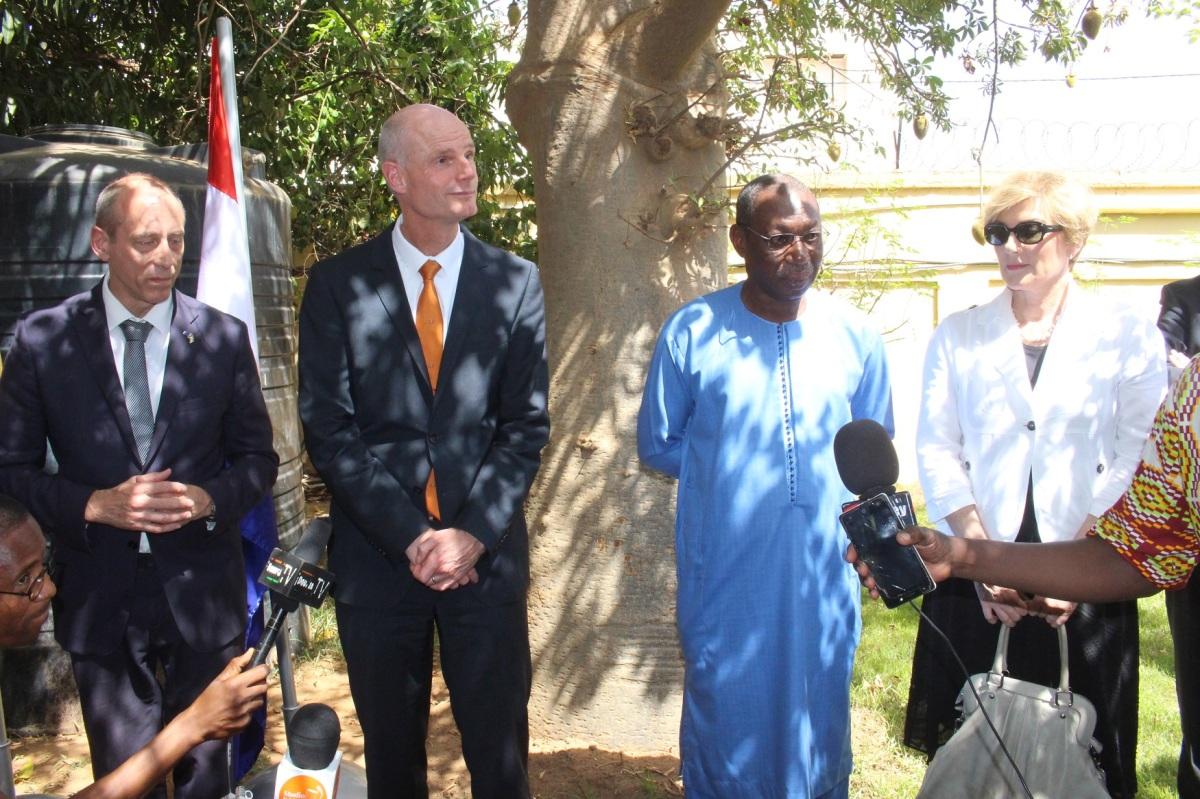 Niger / EUCAP – Appui de plus de 6,5 Milliards de FCFA de La Mission Eucap à la police nationale pour le contrôle desfrontières