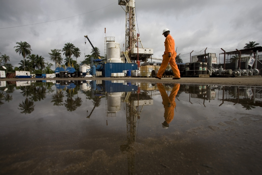 In Niger's Oil Industry, Fortune favours the bold
