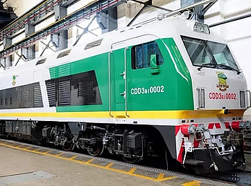 Nigeria plans railway northwards to Niger