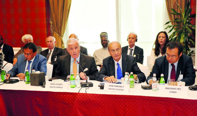 Trade war: China to increase influence in GCC,Africa
