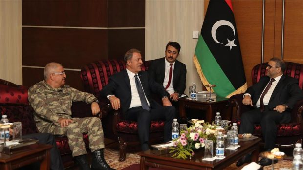 Libya and Turkey to activate military cooperation