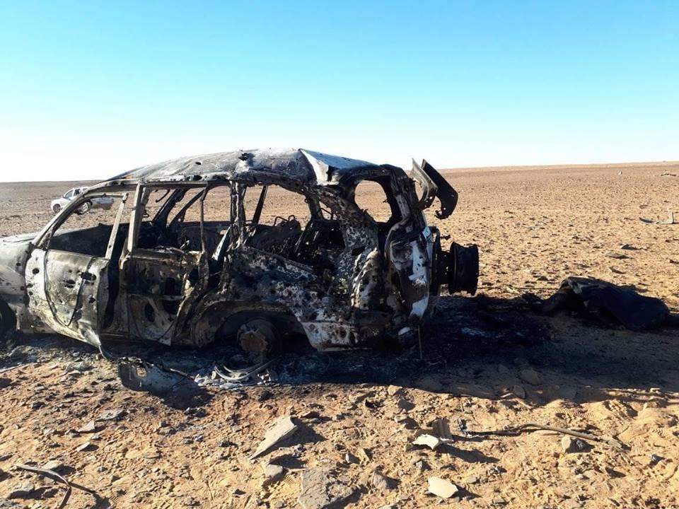 Libya/AFRICOM – Tuareg tribesmen denounce AFRICOM airstrike in southwestern Libya, confirm victims werecivilians
