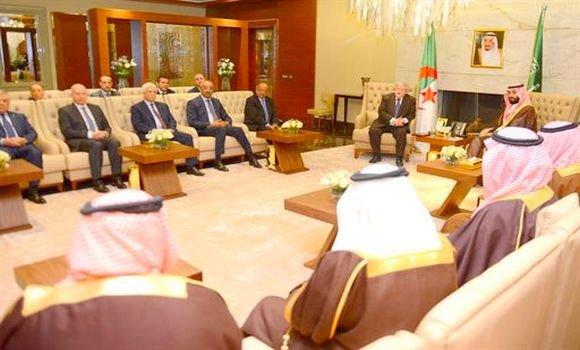 Algérie/Arabie Saoudite:Création d'un haut conseil de coordination algéro-saoudien#Défense