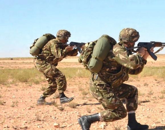 Algérie – 26 orpailleurs interceptés à Tamanrasset et Bordj Badji Mokhtar(MDN)